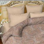 Постельное белье Balimena бязь Sahara brown (размер 1,5-спальный, наволочки 70х70 см)