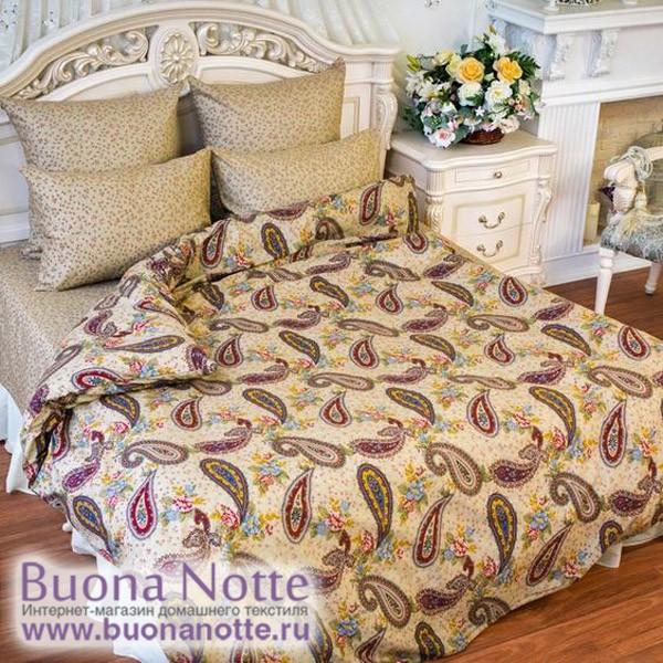 Постельное белье Balimena бязь Cambridage (размер 1,5-спальный, наволочки 50х70 см)