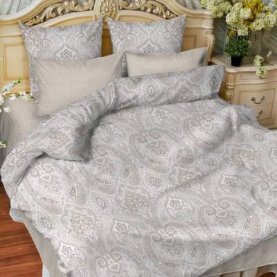 Постельное белье Balimena бязь Carioca White (размер 1,5-спальный, нав.50х70 см)