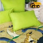 Постельное белье Balimena бязь CL-9434 (размер Семейный, наволочки 50х70 см)