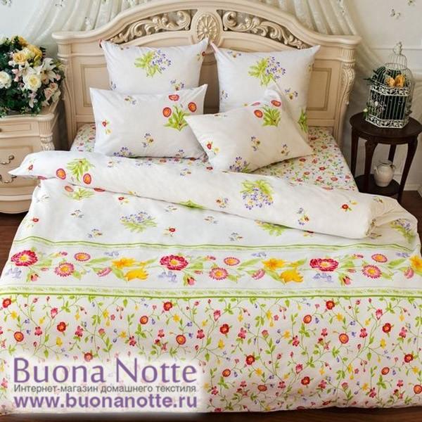 Постельное белье Balimena бязь Country (размер 1,5-спальный, наволочки 50х70 см)