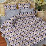 Постельное белье Balimena бязь Domino (размер 1,5-спальный, наволочки 50х70 см)