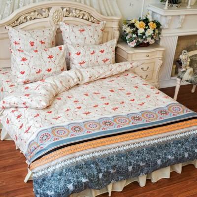 Постельное белье Balimena бязь Frisson Grey (размер 2-спальный, нав.70х70 см)