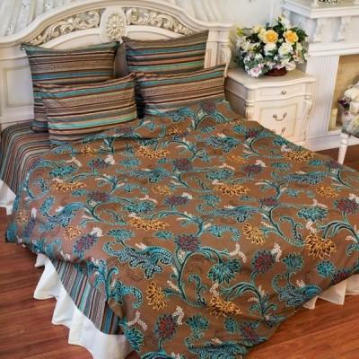 Постельное белье Balimena бязь Glass House Brown (размер 2-спальный, нав.50х70 см)