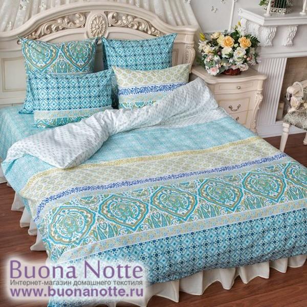 Постельное белье Balimena бязь Lisbo (размер 1,5-спальный, наволочки 50х70 см)