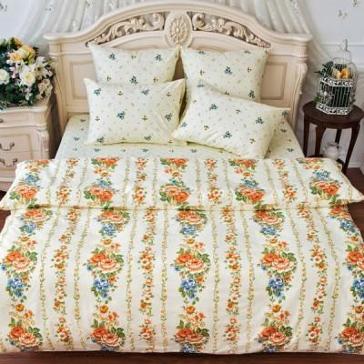 Постельное белье Balimena бязь Maria multi (размер 1,5-спальный, нав.70х70 см)