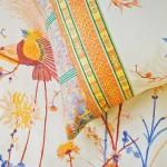 Постельное белье Balimena бязь Paradise Birds (размер 1,5-спальный, наволочки 50х70 см)