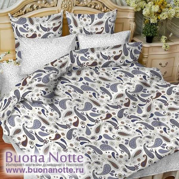Постельное белье Balimena бязь Sweden (размер 1,5-спальный, наволочки 50х70 см)