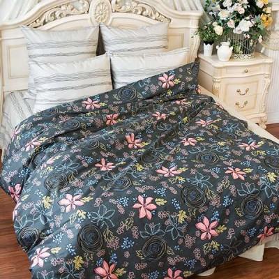 Постельное белье Balimena бязь Vera Basel (размер 2-спальный, нав.50х70 см)