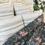 Постельное белье Balimena бязь Vera Basel (размер 1,5-спальный, наволочки 50х70 см)
