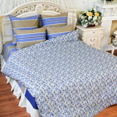 Постельное белье Balimena бязь Watson Blue (размер Семейный, нав.50х70 см)