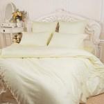 Постельное белье Balimena Магия шелка Элеганс крем (размер 1,5-спальный)