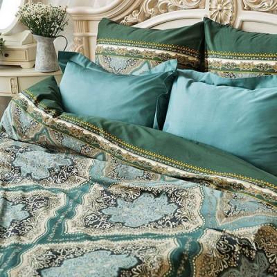 Постельное белье Balimena Магия шелка Эсмеральда (размер 1,5-спальный)
