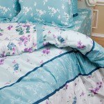 Постельное белье Balimena Магия шелка Горная лаванда (размер 1,5-спальный)