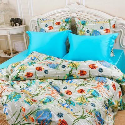 Постельное белье Balimena Магия шелка Карибы (размер 1,5-спальный)