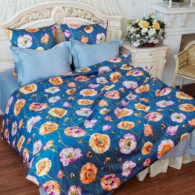 Постельное белье Balimena Магия шелка Маки (размер 2-спальный)