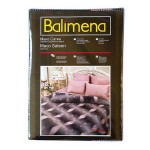 Постельное белье Balimena мако-сатин Ricardo pink (размер Семейный, наволочки 50х70 см)