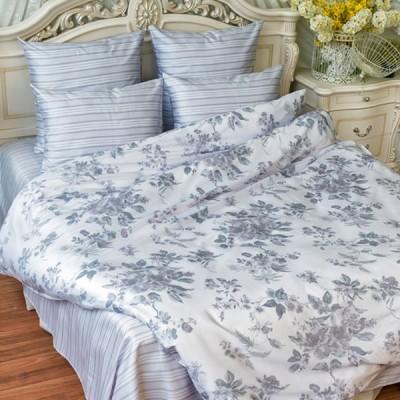 Постельное белье Balimena мако-сатин 104849 (размер 2-спальный, нав.50х70 см)