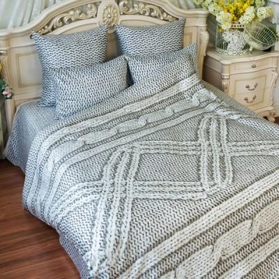 Постельное белье Balimena мако-сатин 8339 (размер Семейный, нав.50х70 см)