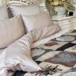 Постельное белье Balimena мако-сатин 8557 (размер Семейный, наволочки 50х70 см)