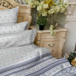 Постельное белье Balimena мако-сатин Iseland (размер Семейный, наволочки 50х70 см)
