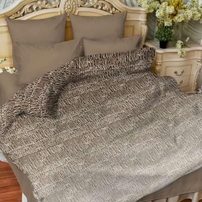 Постельное белье Balimena мако-сатин Le Gardien (размер 1,5-спальный, нав.70х70 см)