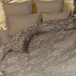Постельное белье Balimena мако-сатин Le Gardien (размер Семейный, наволочки 50х70 см)