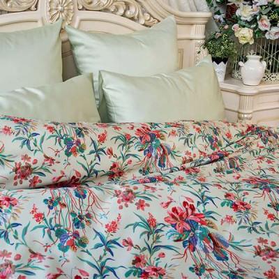 Постельное белье Balimena мако-сатин Bracalia (размер 1,5-спальный, нав.70х70 см)
