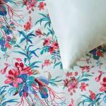 Постельное белье Balimena мако-сатин Bracalia (размер Семейный, наволочки 50х70 см)