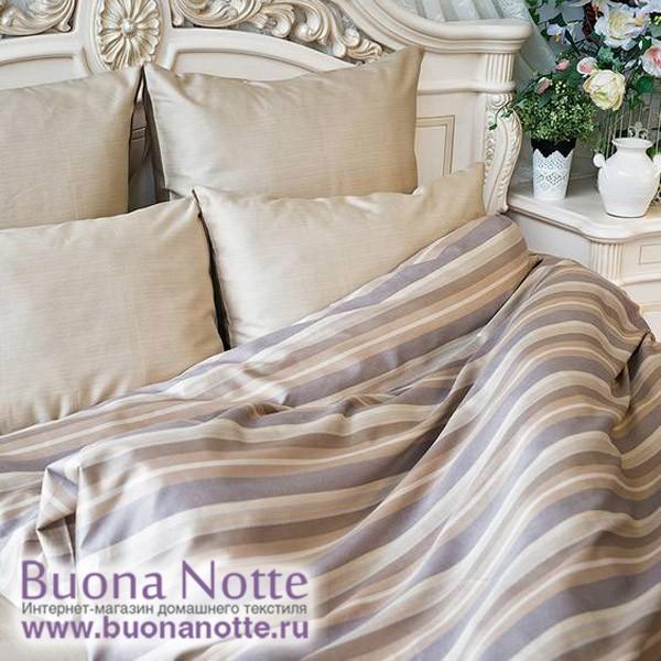 Постельное белье Balimena мако-сатин CL-8869 Beige (размер 1,5-спальный, наволочки 70х70 см)