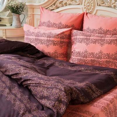 Постельное белье Balimena мако-сатин Wool Threads (размер 2-спальный, нав.50х70 см)
