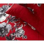 Постельное белье Balimena мако-сатин Big Poppies (размер Семейный, наволочки 70х70 см)