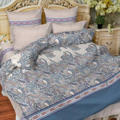 Постельное белье Balimena мако-сатин Cashmir (размер 2-спальный, нав.50х70 см)