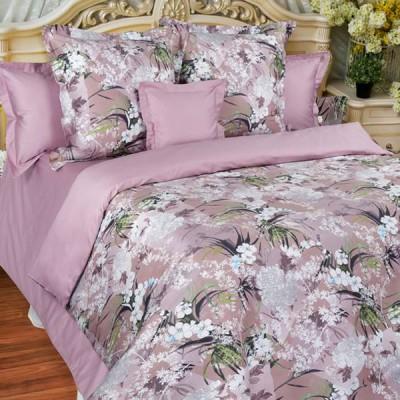 Постельное белье Balimena мако-сатин China style (размер 2-спальный, нав.70х70 см)