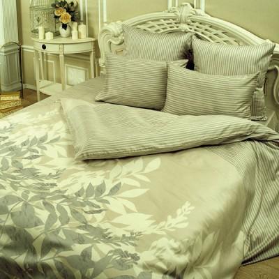 Постельное белье Balimena мако-сатин CL-8702 (размер 2-спальный, нав.50х70 см)