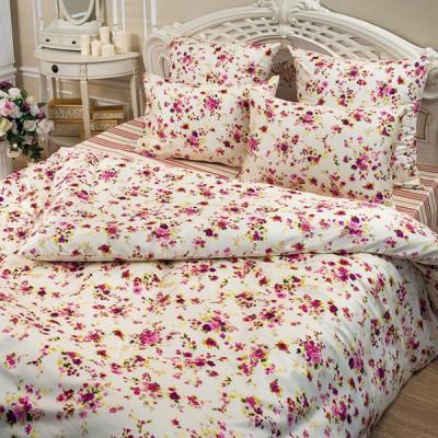 Постельное белье Balimena мако-сатин CL-8810 (размер 2-спальный, нав.50х70 см)