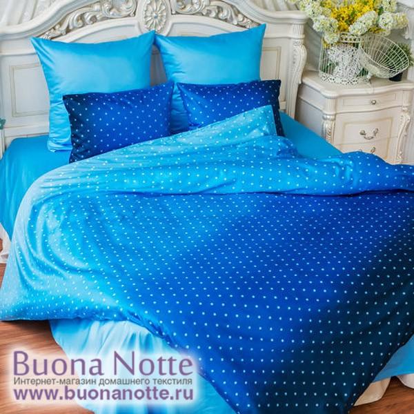 Постельное белье Balimena мако-сатин Faded dots (размер Семейный, наволочки 70х70 см)