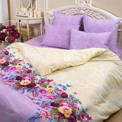 Постельное белье Balimena мако-сатин Grand (размер 2-спальный, нав.50х70 см)