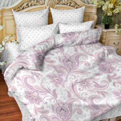 Постельное белье Balimena мако-сатин Pallazio (размер 2-спальный, нав.50х70 см)