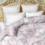 Постельное белье Balimena мако-сатин Pallazio (размер 1,5-спальный, наволочки 50х70 см)
