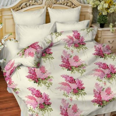 Постельное белье Balimena мако-сатин Ricardo pink (размер 1,5-спальный, нав.70х70 см)