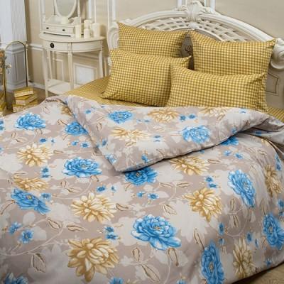 Постельное белье Balimena мако-сатин SMM-3071-TJ2 (размер 1,5-спальный, нав.50х70 см)