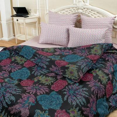 Постельное белье Balimena мако-сатин Strokes (размер 2-спальный, нав.50х70 см)