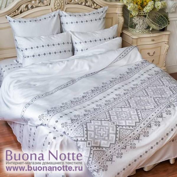 Постельное белье Balimena мако-сатин Sereya (размер 1,5-спальный, наволочки 70х70 см)