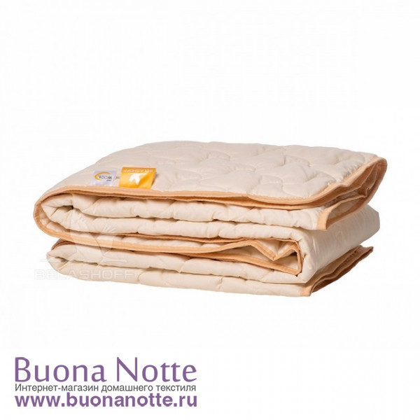Одеяло Belashoff Летнее шерсть (размер 172х205 см)