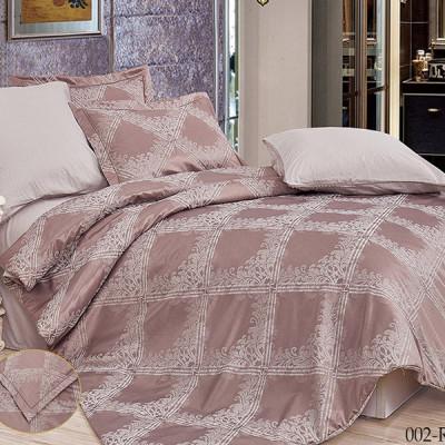 Постельное белье Cleo Royal Jacquard 002-RG (размер Евро)
