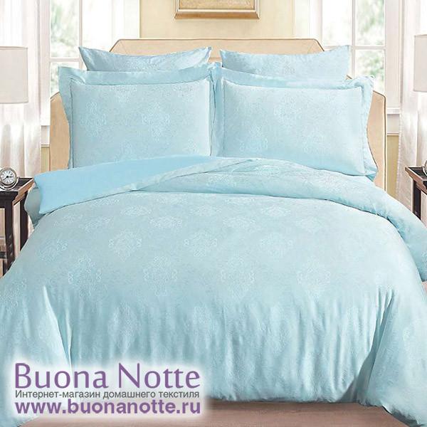 Комплект постельного белья Cleo Soft Cotton 013-SC (размер Семейный)