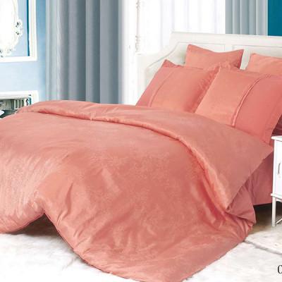 Постельное белье Cleo Satin Jacquard 071-SG (размер 2-спальный)