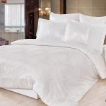 Комплект постельного белья Cleo Satin Jacquard 091-SG (размер 2-спальный)