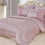 Комплект постельного белья Cleo Satin Jacquard 094-SG (размер 2-спальный)